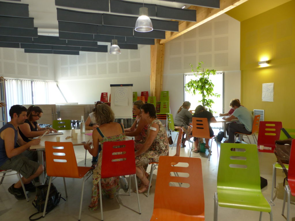 Innovative food systems workshop©Communauté de communes du Val de Drôme